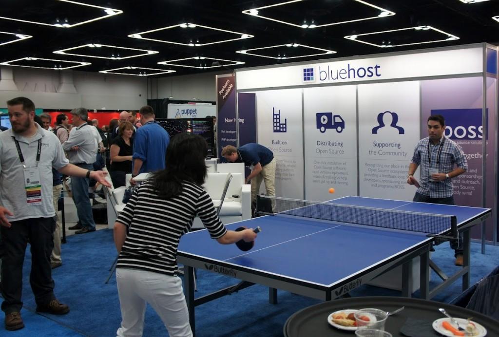 Bluehost на конференции OSCON 2013