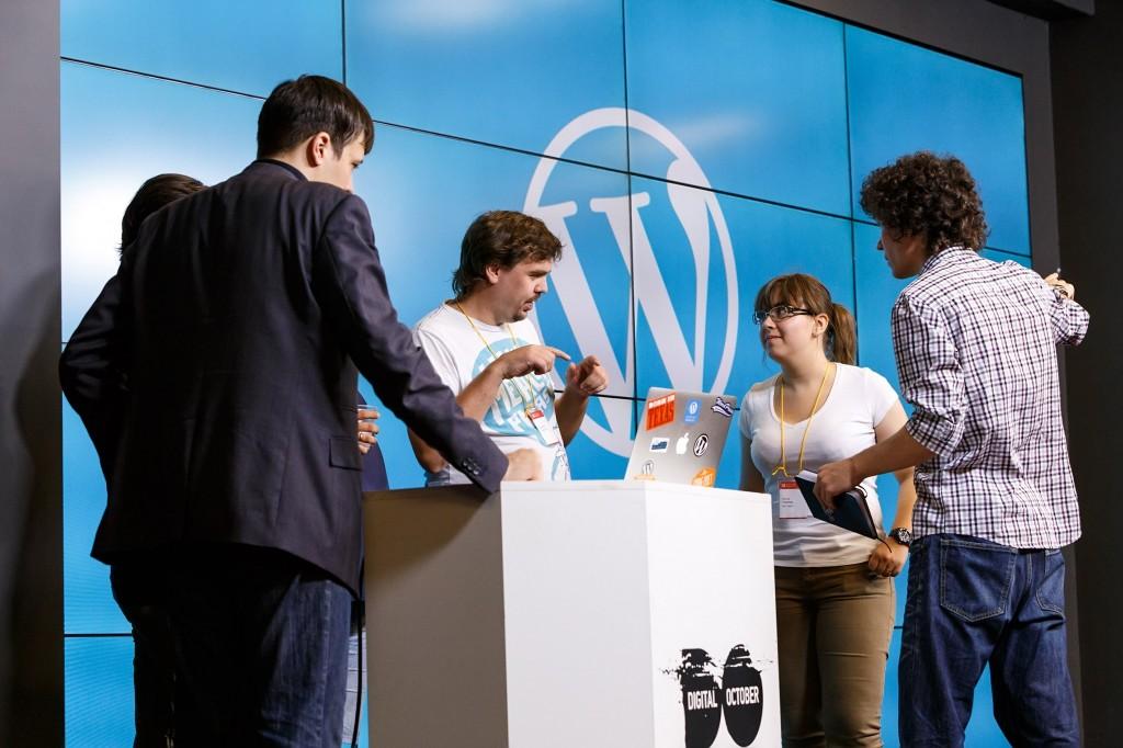 Докладчики WordCamp Russia